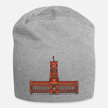 Rathaus Rotes Rathaus BERLIN - Jersey-Beanie