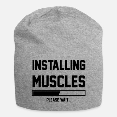 Muscle Les muscles - Beanie