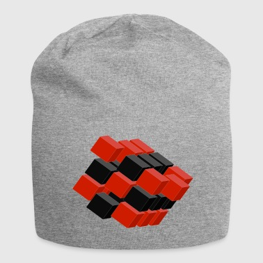Cubes Cube in Cube - Jersey-Beanie