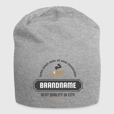 Regalo vintage Coffee Coffee Shop - Beanie in jersey