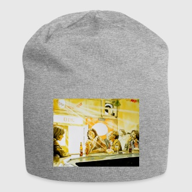 Roadhouse Blues - Gorro holgado de tela de jersey