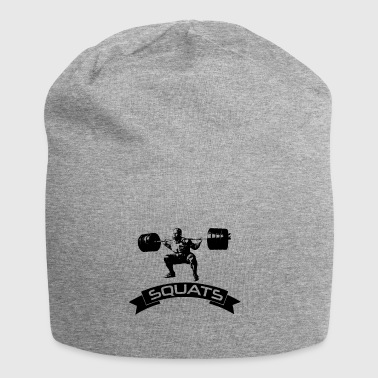 SQUATS - Jersey-Beanie