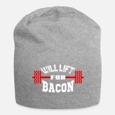 Gainz Will lift for bacon - Jersey Beanie