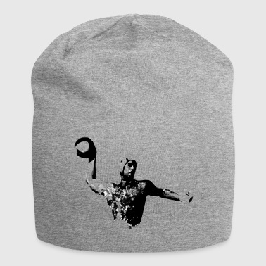 Water polo, water polo throwing - Jersey Beanie