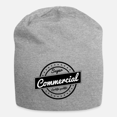 Commercial Super commercial - Bonnet en jersey