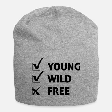Young Wild And Free Young Wild and Free / present - Beanie