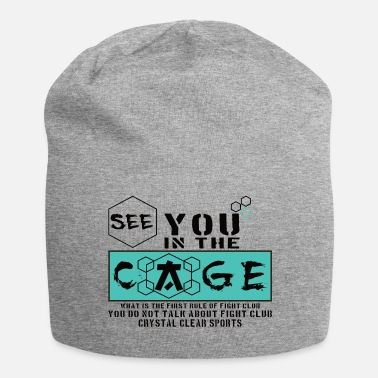 Cage Cage Fighter - Jersey Beanie