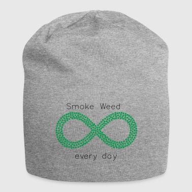 Smoke weed every day - Jersey Beanie