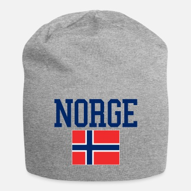 Norway Norway souvenir holiday - Jersey Beanie