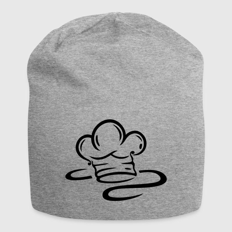 Cooking cap (chef hat) logo. - Jersey Beanie