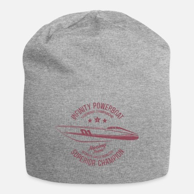 Powerboat CAMISAS DE REGALO DE POWERBOAT MOTOR BOAT REGALOS - Beanie