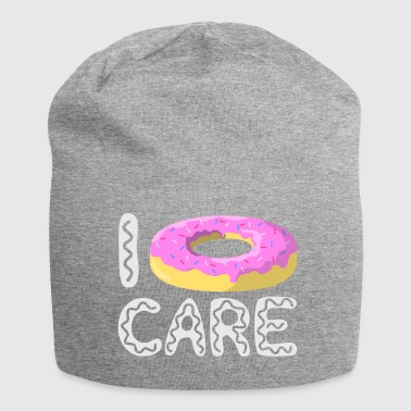 Donut Care - I do not care - Jersey Beanie