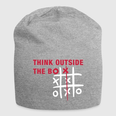 Outsider Think outside the box - Bonnet en jersey