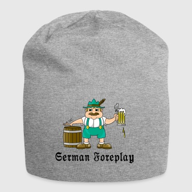 German Foreplay - Jersey Beanie