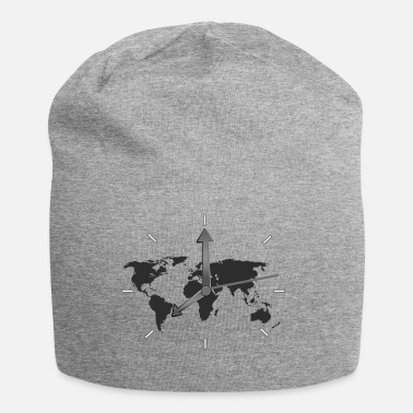 Clock World Clock - Jersey-Beanie