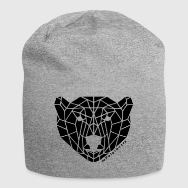 the Polar Bear - Jersey Beanie
