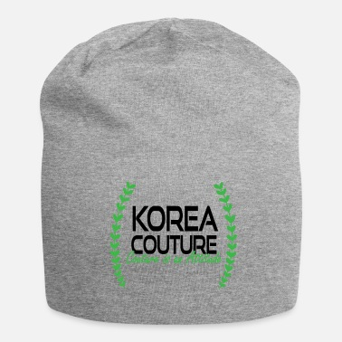 Couture Korea Couture - Couture is een houding - Jersey-Beanie