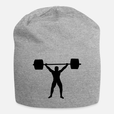 Lifting Weight lifting - Jersey Beanie