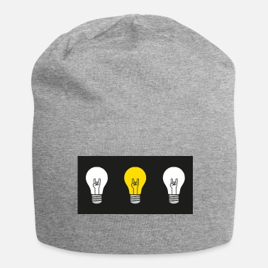 Enlightened Rock enlightened - Jersey Beanie