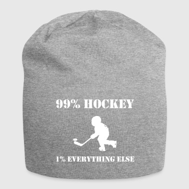 Hockey 99 percent - Jersey Beanie
