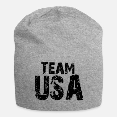 Team Usa Ordsprog, USA, Team USA, sjovt - Jersey-Beanie