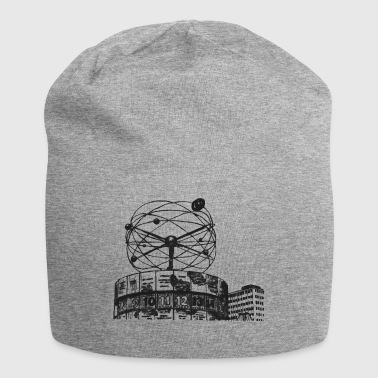 World Clock - Jersey-Beanie