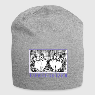 Animal rights activists - Jersey Beanie