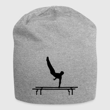 Men's Gymastics, Gymnast doing parallel bars - Bonnet en jersey