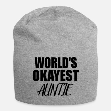 Tante tante - Jersey-Beanie