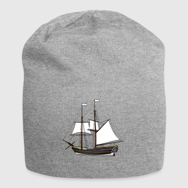 Sail boat - Jersey Beanie