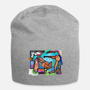 Abstract abstract - Jersey-Beanie