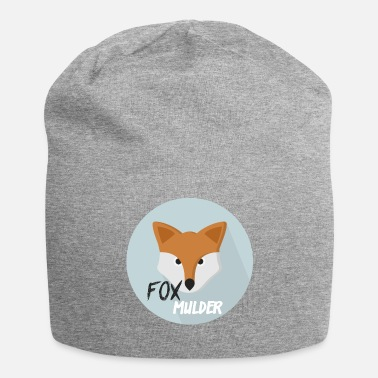 Officialbrands Fox Mulder T-Shirt - Jersey Beanie