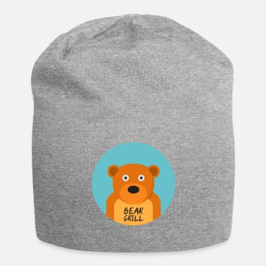 Officialbrands Bear Grill T-Shirt - Jersey Beanie
