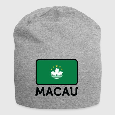 National Flag Of Macau - Jersey Beanie