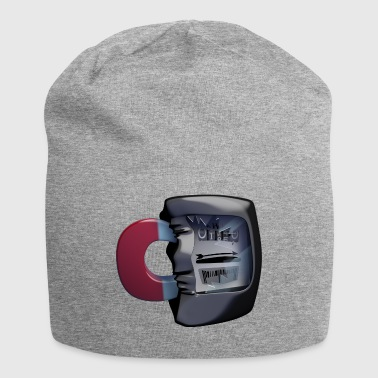 Electricity meter - electrical engineering - Jersey Beanie