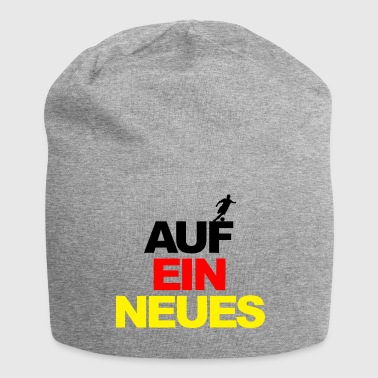 European Championship on a new world champion football Germany - Jersey Beanie