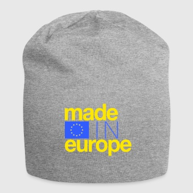 Made in Europe - Special edition. - Jersey Beanie