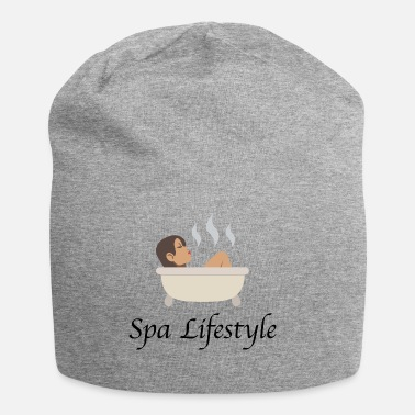 Spa spa lifestyle - Jersey Beanie