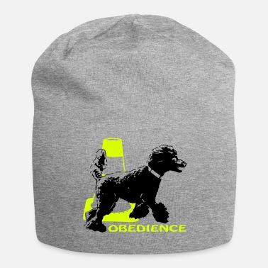 Poodle Obedience Little Poodle Pylo - Jersey Beanie