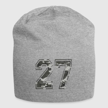Numbers Camouflage Paintball Bundeswehr 27 - Jersey Beanie
