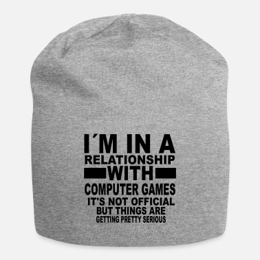 Relation relations - Bonnet en jersey