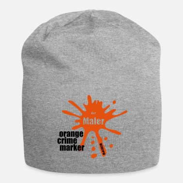 Crime Crime Marker - Jersey-Beanie
