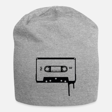Audio Old School Cassette Audio - Jersey-Beanie