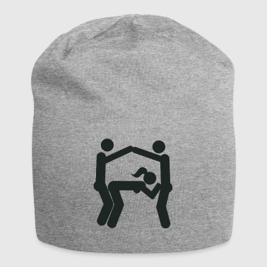 Sex Eiffel Tower sex position (Eifeltower) - Jersey Beanie