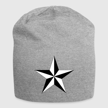Nautical Star nautical star - Jersey Beanie