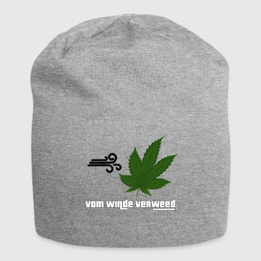 WINDED BY THE WIND - Jersey Beanie