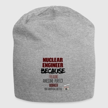 Nuclear engineer - Jersey Beanie