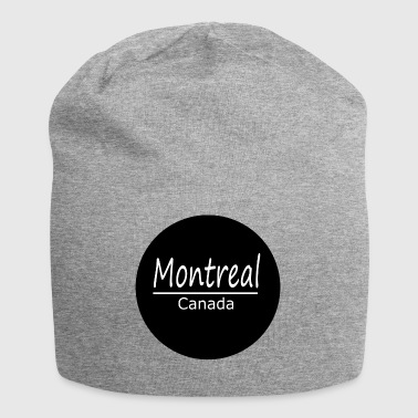 Montreal - Beanie in jersey
