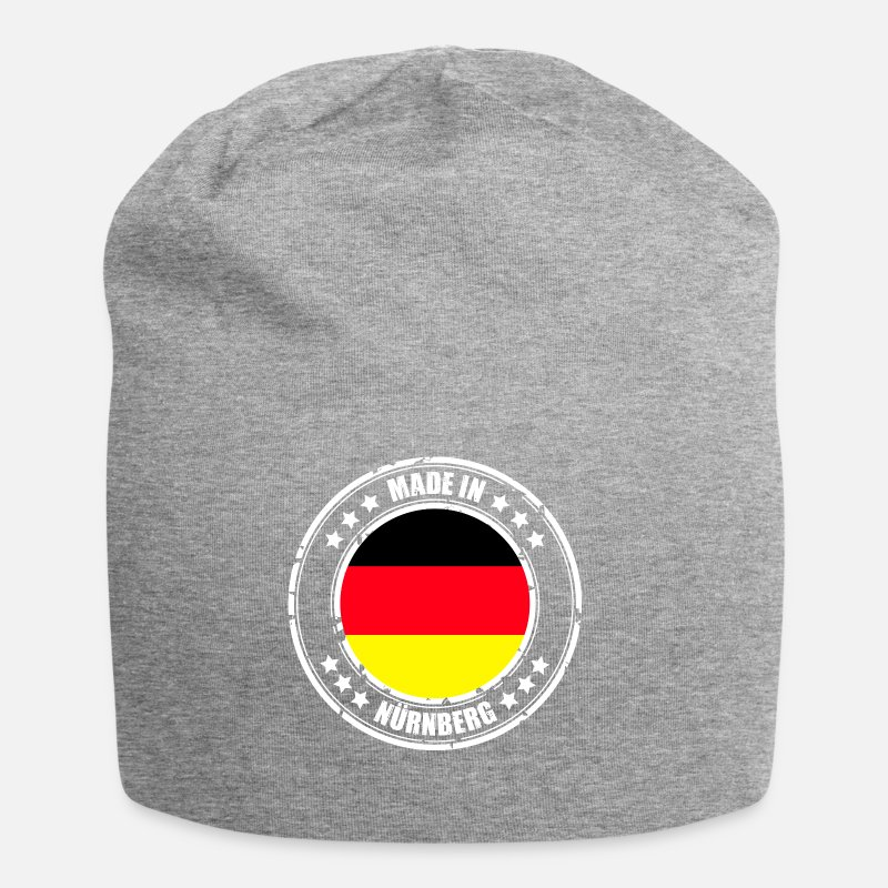Nuremberg Caps & Hats - NUREMBERG - Beanie heather grey