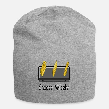 Innuendo Choose Wisely - Jersey Beanie